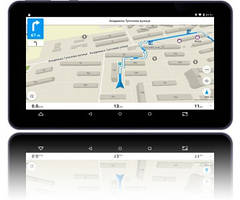 "GPS планшет-навигатор SHUTTLE PNT-7042 7.0""  ANDROID"