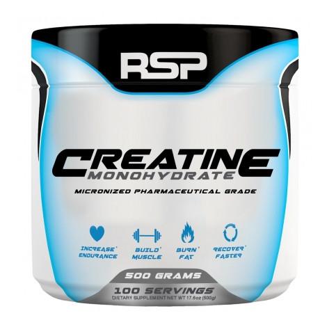 RSP CREATINE MONOHYDRATE 500g