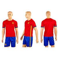 Форма футбольная детская Spain CO-3900-SP-1