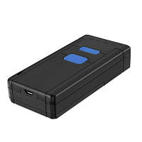 Беспроводной автоматический лазерный сканер штрих-кодов с поддержкой Bluetooth  MJ-2877