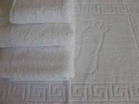Отельное полотенце Philippus (ноги) 50*70, плотность 350 г/м2, ноги
