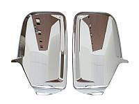 Накладки зеркал хром Sprinter Crafter