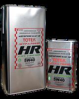Синтетическое моторное масло ТОТЕК Астра Робот HR 5W40 City Edition (5л)