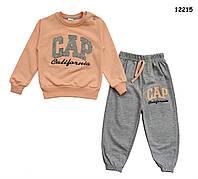 Спортивный костюм Gap для девочки. 1, 2, 3, 4 года