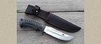 Армейский нож COLUMBIA P002, полевой, высокая прочность клинка, фото 1