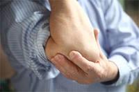 Лечение локтевых суставов рук