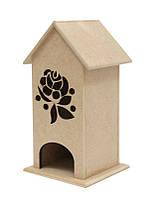 Чайный домик Квітковий орнамент ROSA TALENT