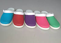 Обувь для медиков из натуральной кожи