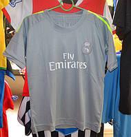 Підліткова футбольна форма Реал виїзна (Ronaldo 7)