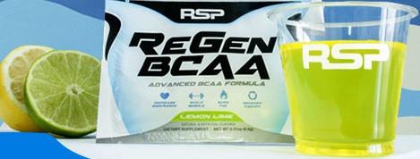 RSP REGEN BCAA 8g
