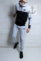 Мужской спортивний костюм ТНФ весна ( кофта,штаны)