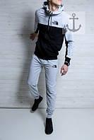 Мужской спортивний костюм ТНФ весна ( кофта,штаны), фото 1