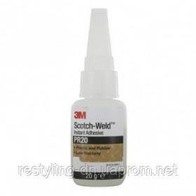 ЗМ™ Scotch-Weld™ PR 20 Цианакрилатный (моментальный) клей, 20 гр.