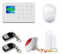 Комплект сигнализации Tecsar Alert WARD с беспроводной сиреной, фото 1
