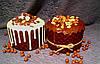 Пасхальный кулич с орехами и кусочками шоколада, фото 3
