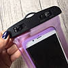 Водонепроницаемый жёлтый чехол для iPhone 6 Plus/6s Plus, фото 2