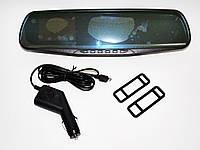 Зеркало заднего вида с видео регистратором DVR 138 Full HD без дополнительной камеры.