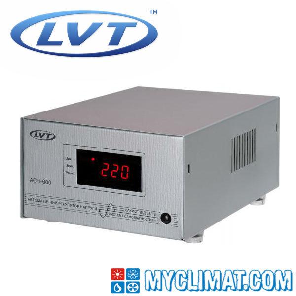 Стабилизатор напряжения LVT АСН-600