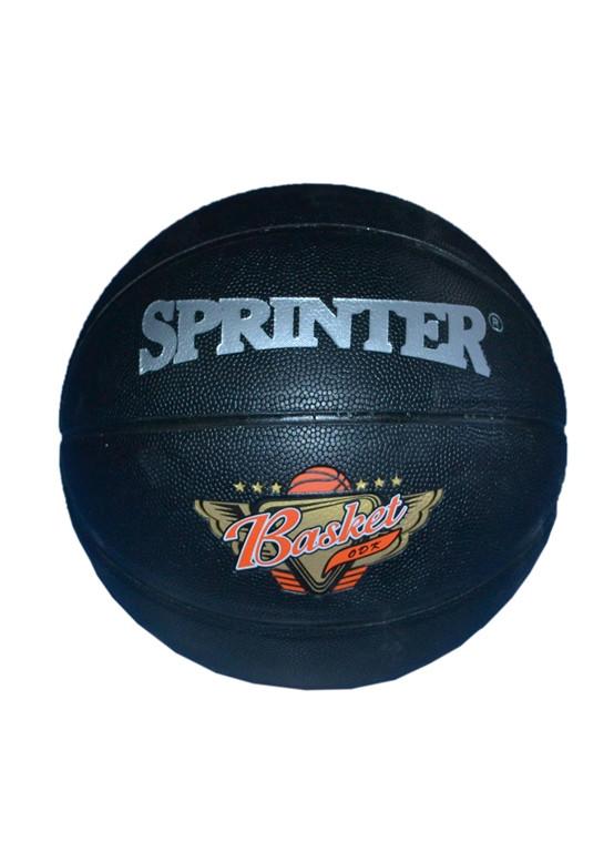 """Баскетбольный мяч """"SPRINTER"""" №7 (Чёрный)"""