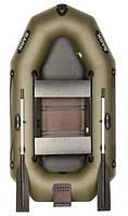 Лодка пвх навесной транец Bark B-230ND, cдвижные сидения
