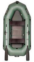 Гребная лодка пвх Bark B-250D, передвижные сидения