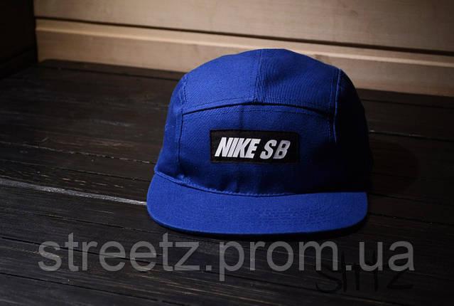 Nike SB 5-panel Cap Кепка Пятипанельная, фото 2