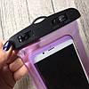 Водонепроницаемый оранжевый чехол для iPhone 7 Plus, фото 2