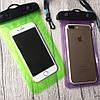 Водонепроницаемый оранжевый чехол для iPhone 7 Plus, фото 3
