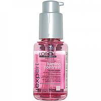 Lumino Contrast - гель-флюид для сияния мелированных волос, 50 мл