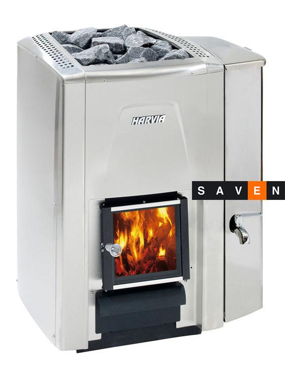Дровяная печь для сауны (каменка) Harvia Premium VS