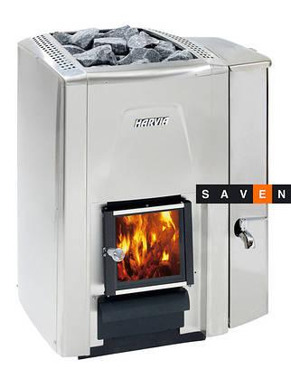 Дровяная печь для сауны (каменка) Harvia Premium VS, фото 2