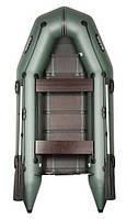 Моторная надувная лодка ПВХ Bark BT-310D, передвижные сидения