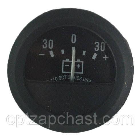 Указатель силы тока 30А (Амперметр) (АП-110)