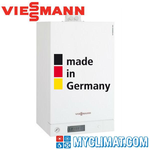 Конденсационный котел Viessmann Vitodens 100-W WB1C Uml. 35 kW