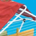 Сушилка для белья напольная Top S6 20 м, Gimi (Италия) GM08639, фото 2