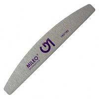 Пилка для ногтей Mileo 120/180