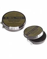 Крем черный для обуви 80 гр. Mil-tec 12937200