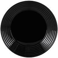 Тарелка суповая Luminarc Harena Black L7610 23 см