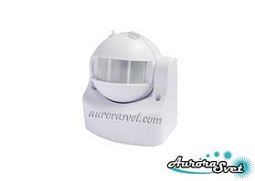 Датчик движения Aurorasvet-4401 белый