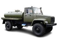 Водовоз ГАЗ 33081 1900л