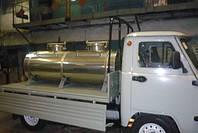 Автоцистерна для питьевой воды УАЗ