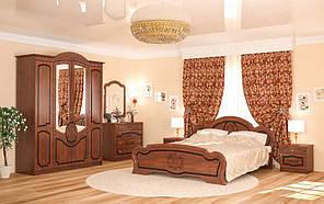 Спальня Барокко (со шкафом на 4 двери). Мебель-Сервис