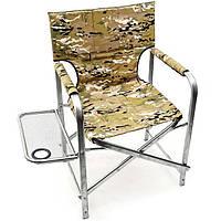 Кресло «Режиссер с полочкой», камуфляж, фото 1
