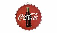 Гигантская крышка Кока Кола