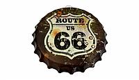 Гигантская крышка Route 66