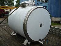 Изготовление прицеп-цистерны для питьевой воды