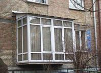 ПВХ балконы Одесса