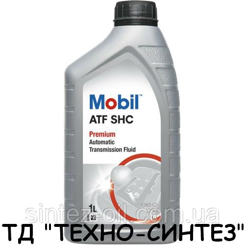 Масло трансмиссионное Mobil ATF SHC  (1л)