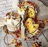 Пасхальный кулич с орехами и кусочками шоколада, фото 2