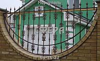 Забор «Красноречивый Взгляд»